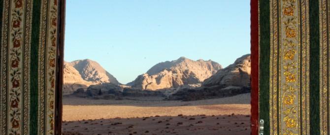 Quatre jours dans le désert