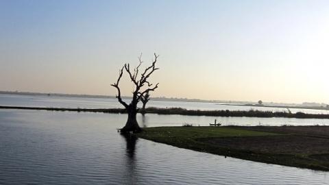 Mandalay et les cités anciennes