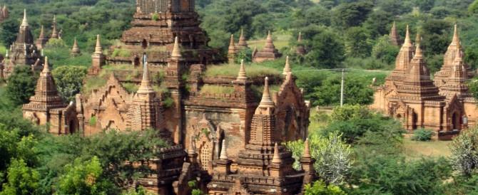 Bagan : overpagode