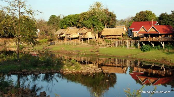 bouis-bouis Laos (du tout)