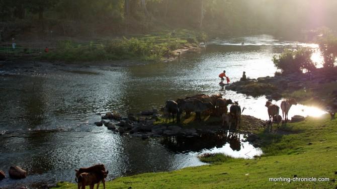 Vie au Laos
