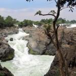 Chute de Li Phi Don Det - 4000 îles - Laos
