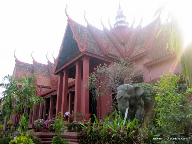 Musée national Khmer - Cambodge