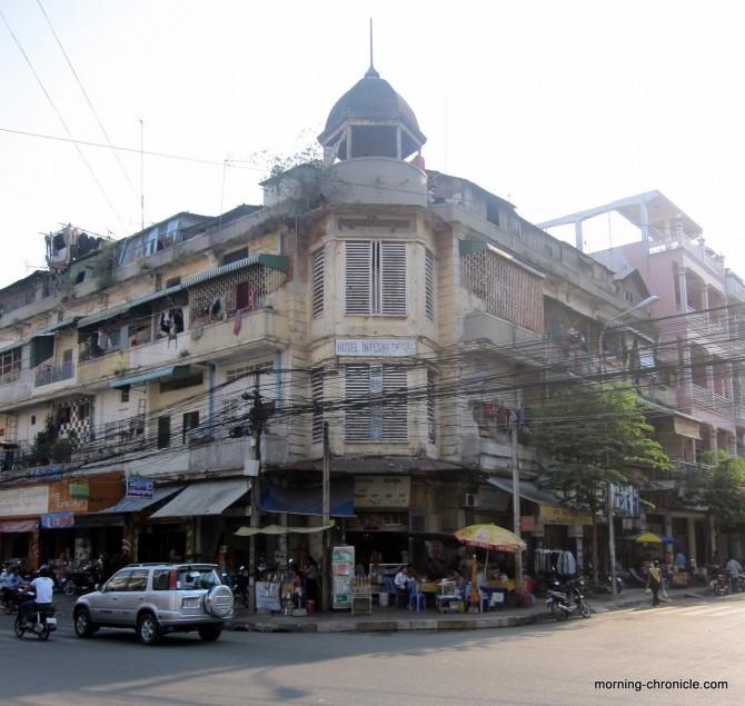 Passé français de Phnom Penh