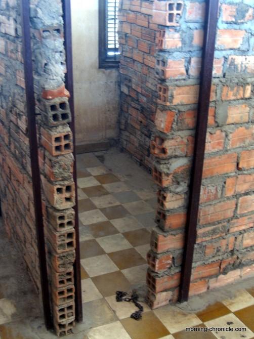 Cellule de prison S21