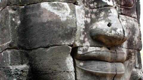 Siem Reap et la cité d'Angkor
