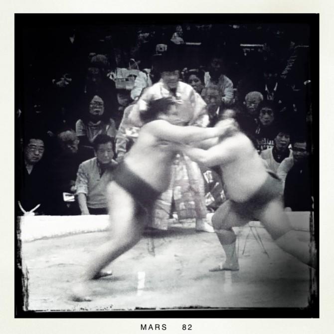 Sumo à Osaka
