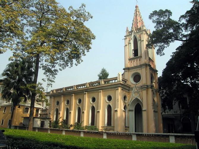 Eglise Shamian