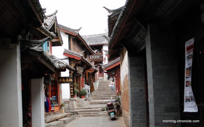 Les rues de Lijiang