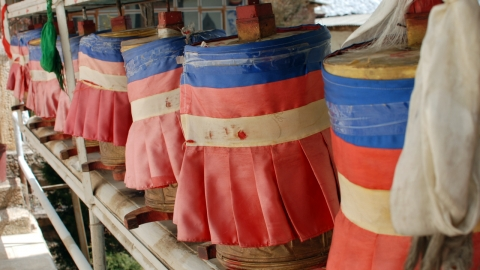 Shangri-La, porte du Tibet