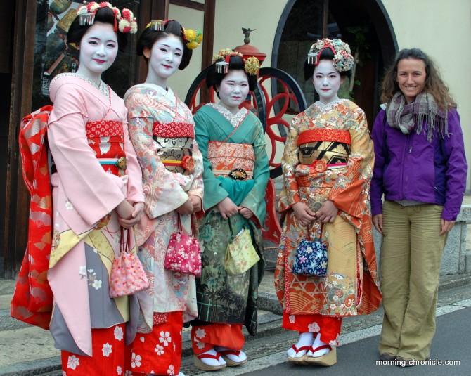 Geishas et moi 2