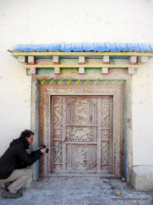 Petite belle porte