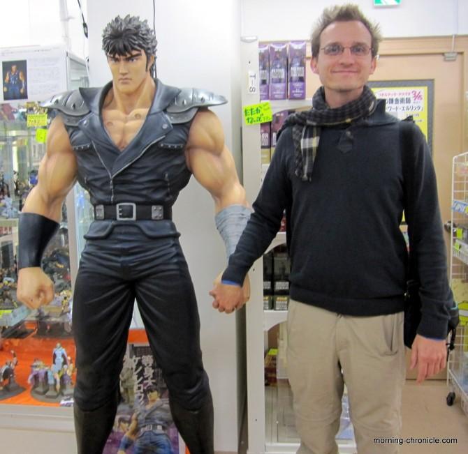 Ken le survivant de l'enfer et Alex