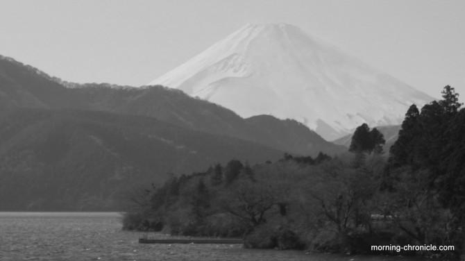 Mystique Fuji