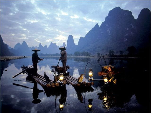 Guilin : the place to be quand il fait chaud