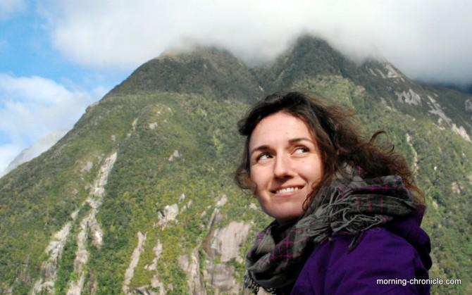 Milfjord sound : la tête ans les nuages