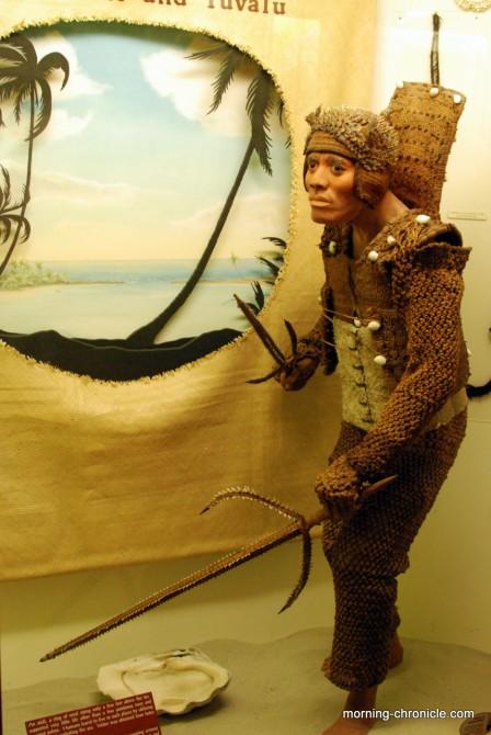 Premiers guerriers du Pacifique - otago museum