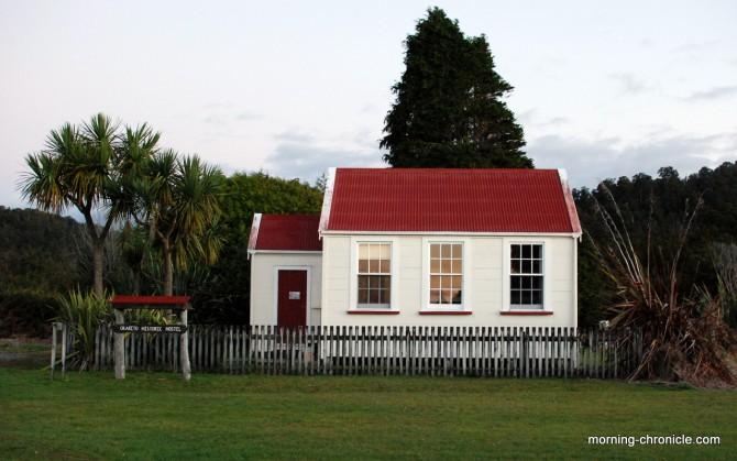 Maison Okarito