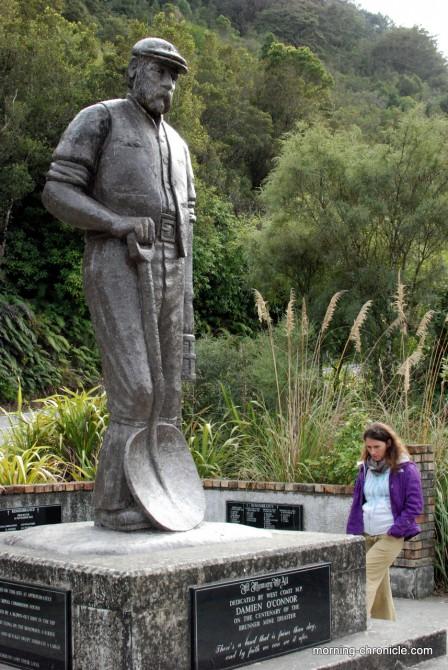 Statue commémoration