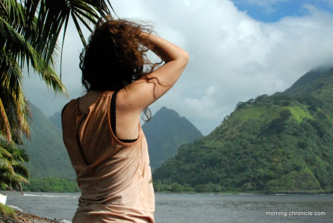 Tahiti douche (ok facile)