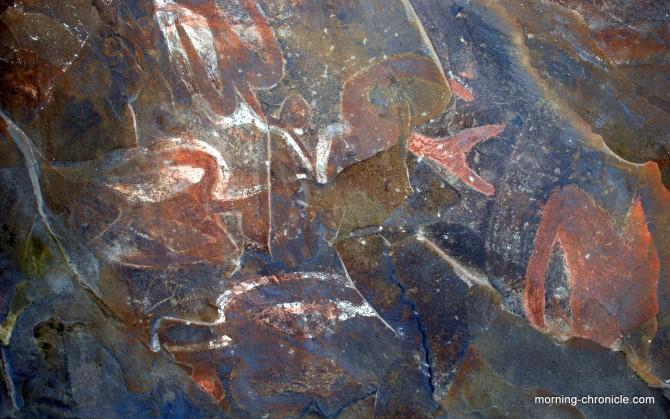 Grotte et peintures rupestres