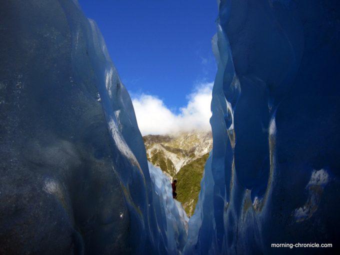 Franz Josef Glacier Expèrience