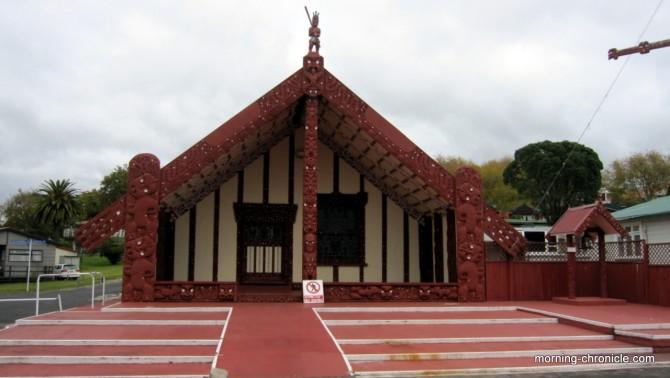 Temple Maori