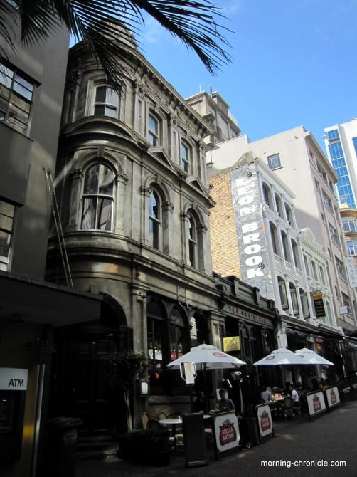 Façade Auckland