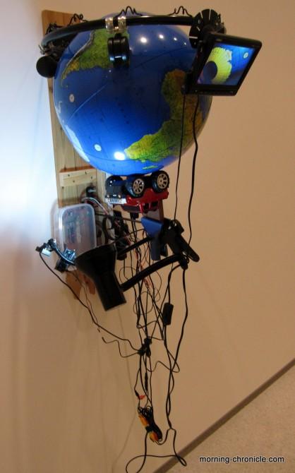 Tour du monde au musée Auckland Nouvelle-Zélande