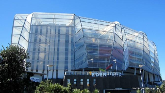 Eden Park : le stade des All Blacks