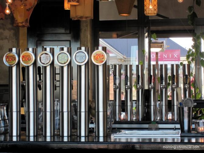 Bar proche de l'Eden Park