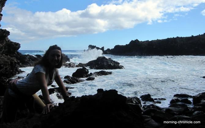 Plage de Rapa Nui