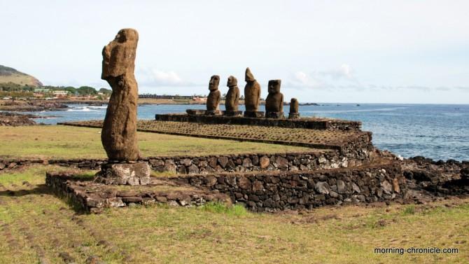 Protecteurs des Rapa Nui