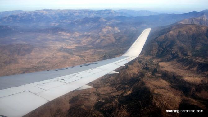 Arrivée sur Santiago