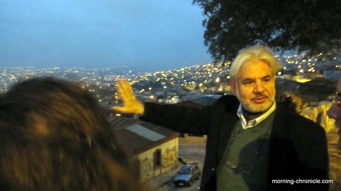 Bernardo et sa ville