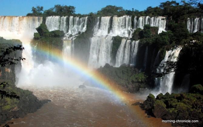 Rainbow Iguaçu