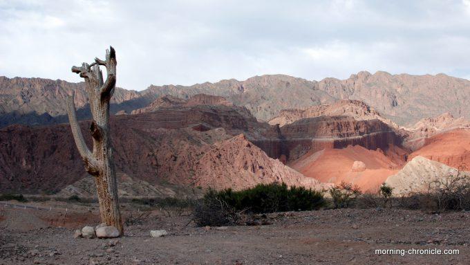 Cafayate : le Colorado argentin