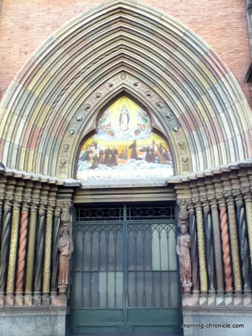 Cappuxino Catedral