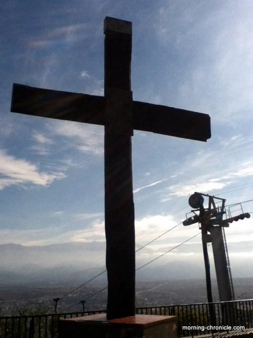 Cruz Cerro San Bernardo