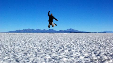 Salar d'Uyuni : gabelle free