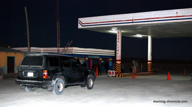 Panne de Gasolina
