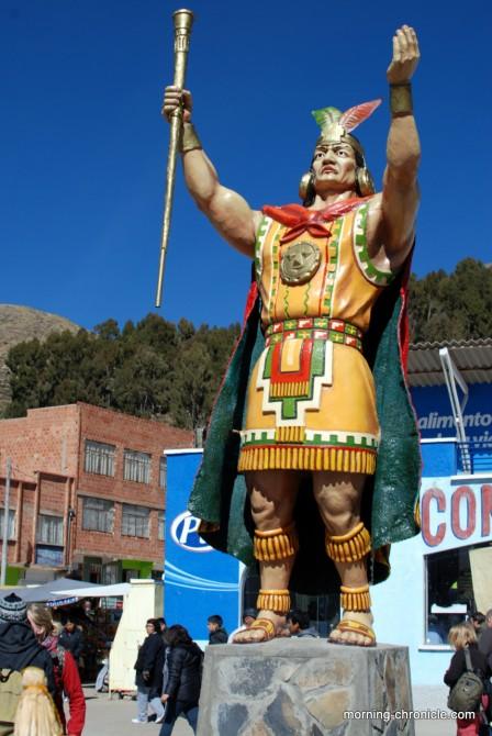 Inca tierra
