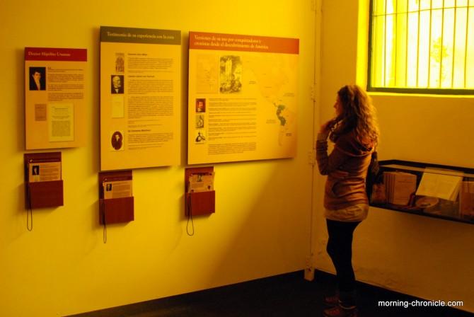 Musée des plantes sacrées, magiques et médicinales