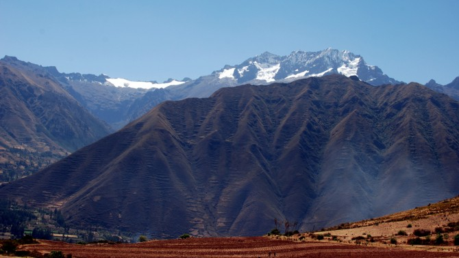 Montagnes Andes