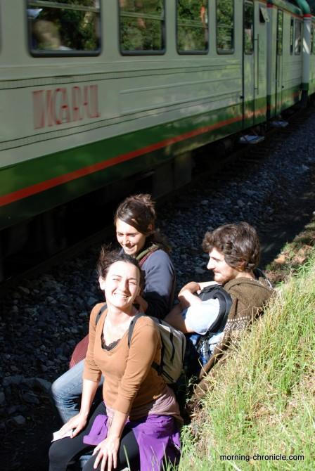 Et j'entend siffler le train