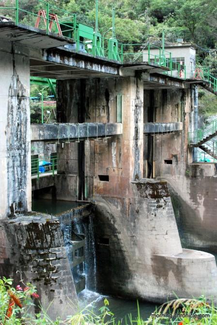 Barrage hydro electricas