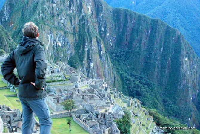 L'immense Machu Picchu