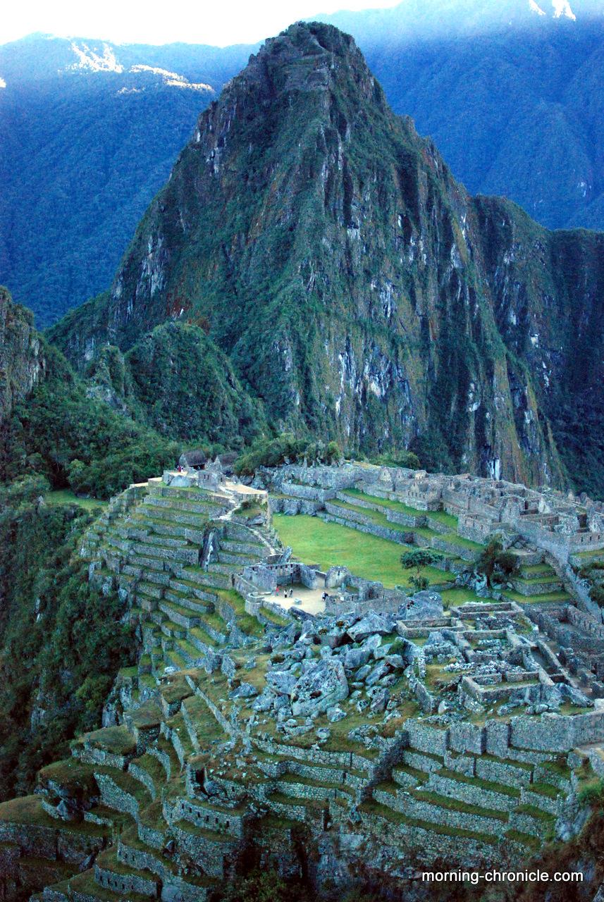 Machu Picchu : enfin !