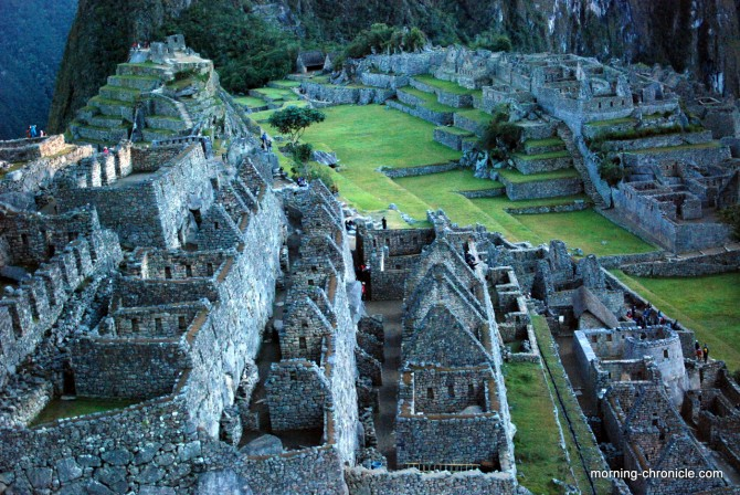 Construction inca