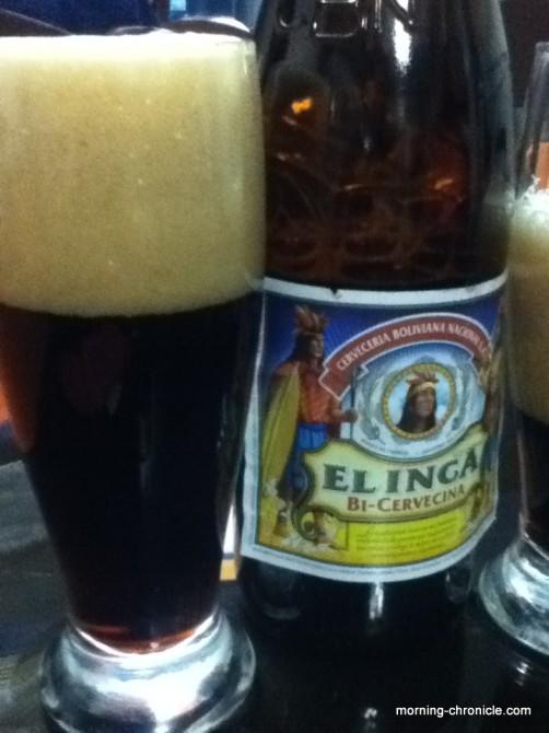 Cerveza del Inca